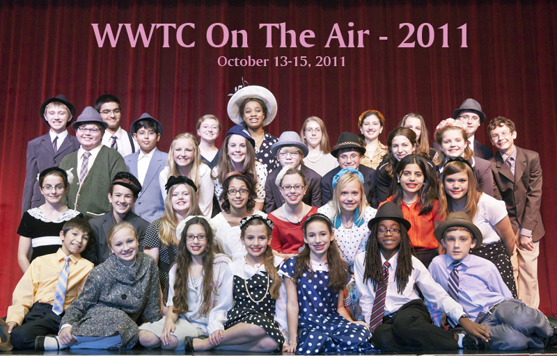WWTC On The Air 2011 cast