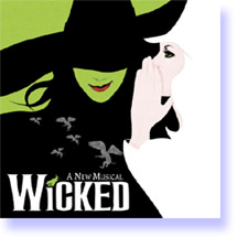 """Wicked"" logo"