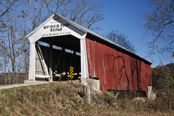 CLICK HERE for Parke County Bridges Exhibit